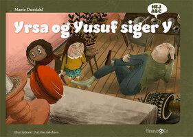 Yrsa og Yusuf siger Y - Marie Duedahl