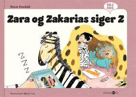 Zara og Zakarias siger Z - Marie Duedahl