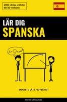 Lär dig Spanska - Snabbt / Lätt / Effektivt - Pinhok Languages