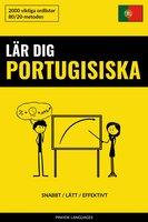 Lär dig Portugisiska - Snabbt / Lätt / Effektivt - Pinhok Languages