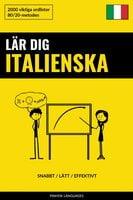 Lär dig Italienska - Snabbt / Lätt / Effektivt - Pinhok Languages