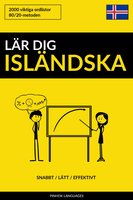 Lär dig Isländska - Snabbt / Lätt / Effektivt - Pinhok Languages