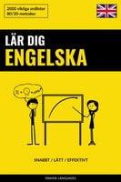 Lär dig Engelska - Snabbt / Lätt / Effektivt - Pinhok Languages