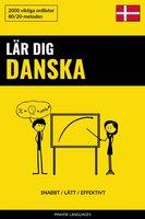 Lär dig Danska - Snabbt / Lätt / Effektivt - Pinhok Languages