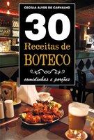 30 Receitas de boteco - Cecília Alves de Carvalho