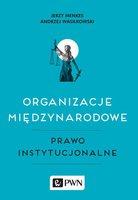 Organizacje międzynarodowe - Wasilkowski Andrzej, Menkes Jerzy