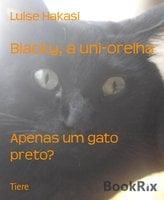 Blacky, a uni-orelha - Luise Hakasi