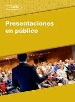 Presentaciones en público - Alejandro Durán Asencio