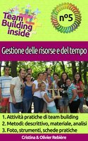 Team Building inside n°5 - Gestione delle risorse e del tempo - Cristina Rebiere, Olivier Rebiere
