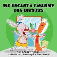 Me encanta lavarme los dientes - KidKiddos Books, Shelley Admont