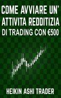 Come Avviare un'Attività Redditizia di Trading con €500 - Heikin Ashi Trader