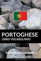 Libro Vocabolario Portoghese - Pinhok Languages