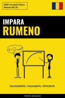 Impara il Rumeno - Velocemente / Facilmente / Efficiente - Pinhok Languages