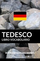 Libro Vocabolario Tedesco - Pinhok Languages