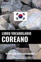 Libro Vocabolario Coreano - Pinhok Languages