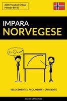 Impara il Norvegese - Velocemente / Facilmente / Efficiente - Pinhok Languages