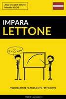 Impara il Lettone - Velocemente / Facilmente / Efficiente - Pinhok Languages
