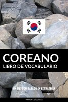 Libro de Vocabulario Coreano - Pinhok Languages