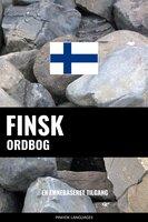 Finsk ordbog - Pinhok Languages