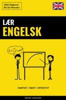 Lær Engelsk - Hurtigt / Nemt / Effektivt - Pinhok Languages