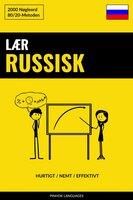 Lær Russisk - Hurtigt / Nemt / Effektivt - Pinhok Languages