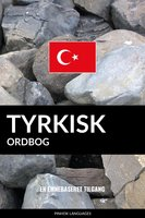 Tyrkisk ordbog - Pinhok Languages