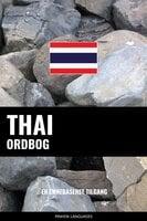 Thai ordbog - Pinhok Languages