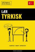 Lær Tyrkisk - Hurtigt / Nemt / Effektivt - Pinhok Languages