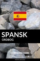 Spansk ordbog - Pinhok Languages