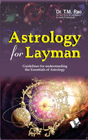 Astrology For Layman - Dr. T.M. Rao