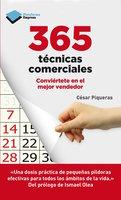 365 técnicas comerciales - César Piqueras
