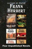 Four Unpublished Novels - Frank Herbert