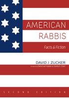 American Rabbis, Second Edition - David J. Zucker