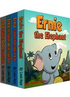 Ernie the Elephant Series - Leela Hope