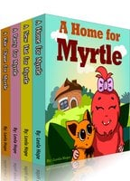 Myrtle the Monster Series - Leela Hope