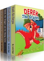 Derek the Dragon Series - Leela Hope