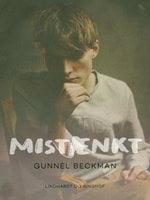 Mistænkt - Gunnel Beckman