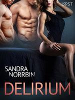 Delirium – opowiadanie erotyczne - Sandra Norrbin