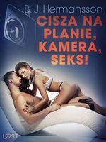 Cisza na planie, kamera, seks! – opowiadanie erotyczne - B.J. Hermansson
