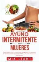 Ayuno intermitente para mujeres - Mia Light