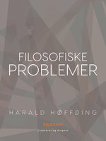 Filosofiske problemer - Harald Høffding