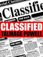 Classified - Talmage Powell