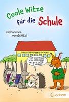 Coole Witze für die Schule - Waldemar Schornsteiner