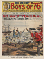 The Liberty Boys' Forced March - Harry Moore