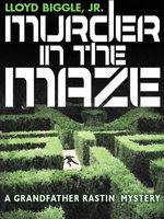 Murder in the Maze - Lloyd Biggle Jr.