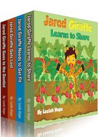 Jarod Giraffe Collection - Leela Hope