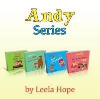 Andy's Red Hair Series - Leela Hope