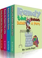 Randy the Rabbit Series Four-Books Collection - Leela Hope