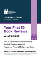 Your First 50 Book Reviews - Orna Ross, AskALLi Advisors