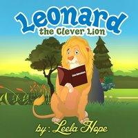 Leonard the Clever Lion - Leela Hope
